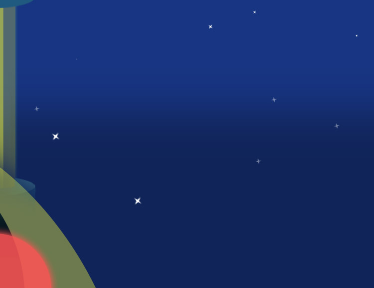 Blast off with Rocket Road!Collect and avoid colored balls on a beautiful never ending journey through space! -
