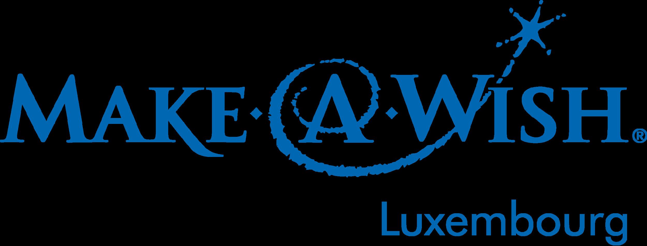 Make-A-Wish Luxembourg Logo