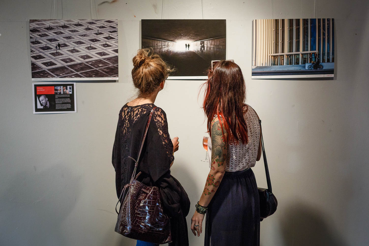 Collective exhibition by Street Photography Luxembourg at KUFA Kulturfabrik in Esch-sur-Alzette - Photography by Christophe Van Biesen - Landscape and Travel Photographer from Luxembourg