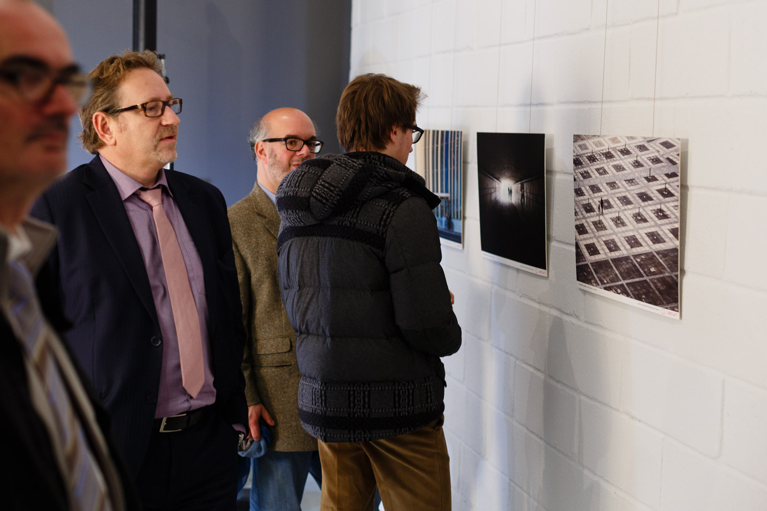 Collective exhibition by Street Photography Luxembourg at Lecuit Howald