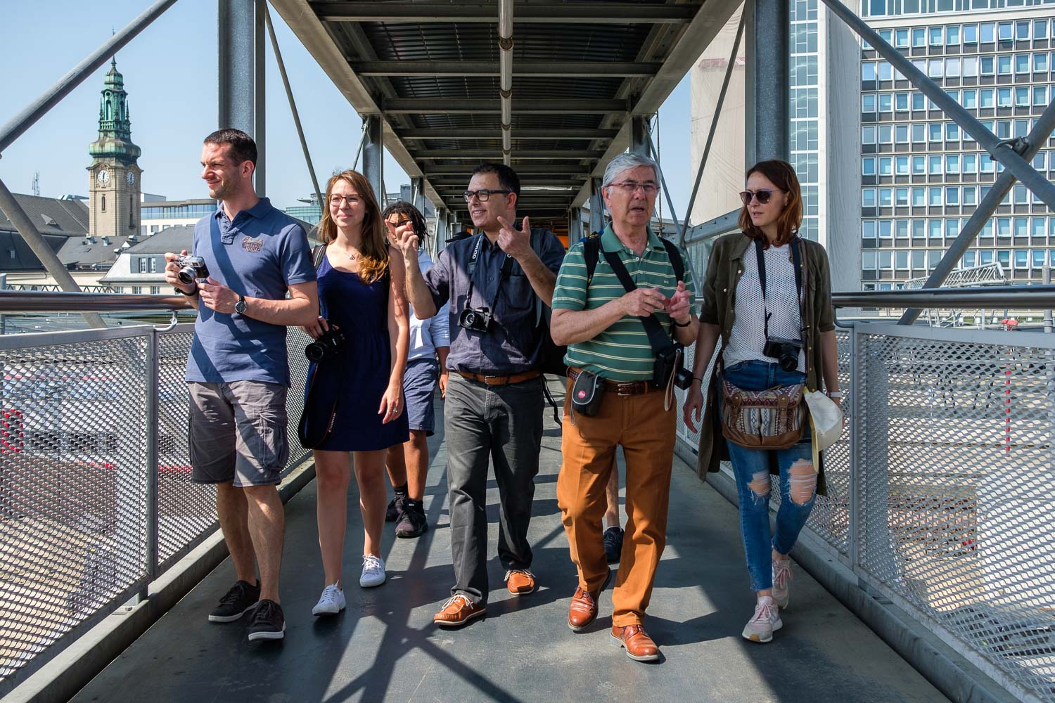 Luxembourg Street Photography Festival at Rotondes - Workshop with Paulo Lobo and Christophe Van Biesen - LSPF 2018 - Photography by Christophe Van Biesen - Luxembourg Landscape and Travel Photographer