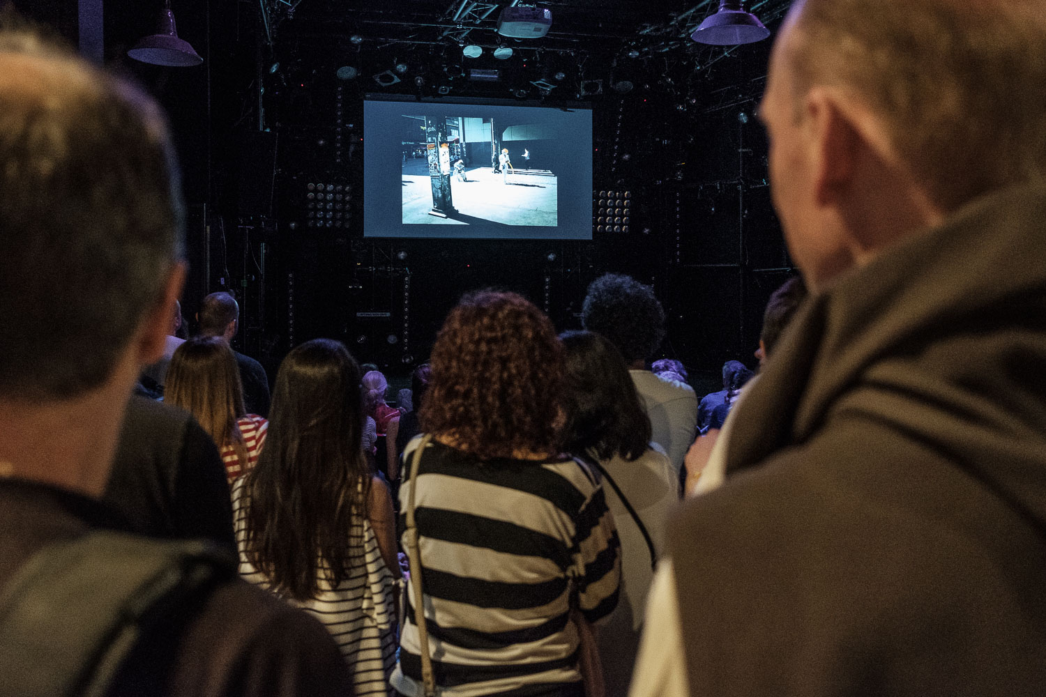 Luxembourg Street Photography Festival at Rotondes - Slide Night - LSPF 2018 - Photography by Christophe Van Biesen - Luxembourg Landscape and Travel Photographer