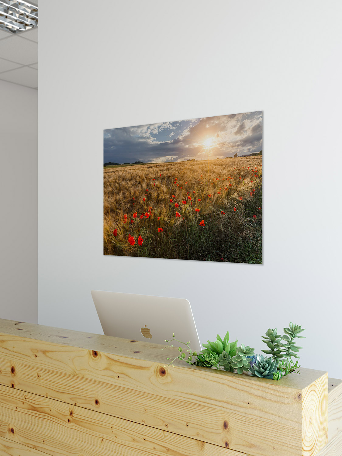 Luxembourg Departure Gift - Limited Edition Fine Art Print