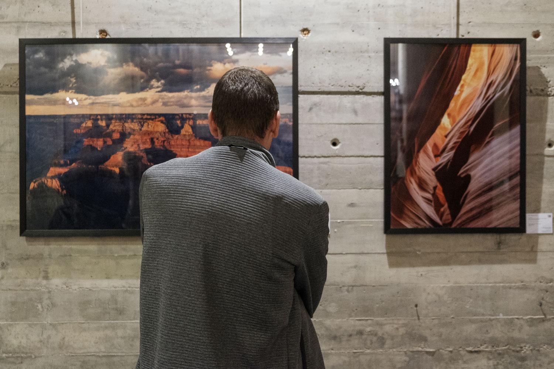Landscapes exhibition by Christophe Van Biesen - Exhibition at the Maison de la Culture d'Arlon