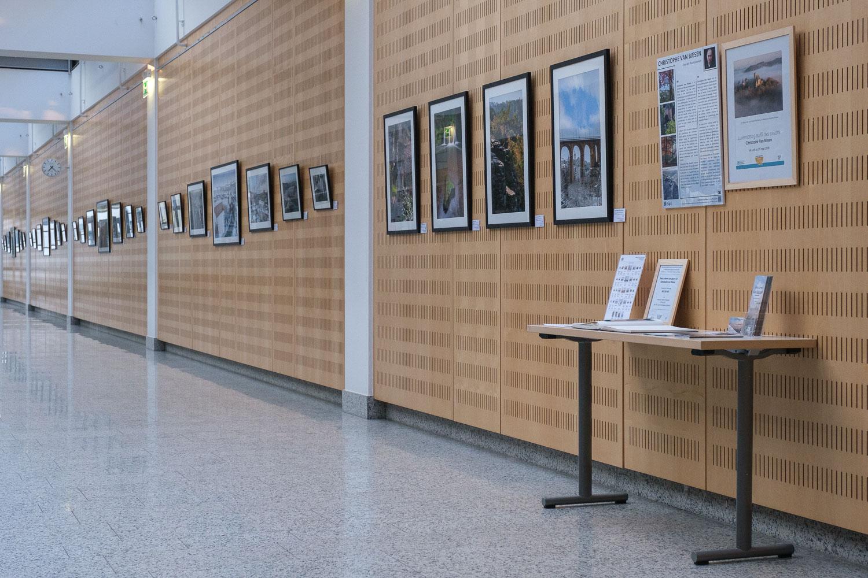 Photography Exhibition - Luxembourg au fil des saisons by Christophe Van Biesen - Exhibition Espace Artime - Hopitaux Robert Schuman - Kirchberg