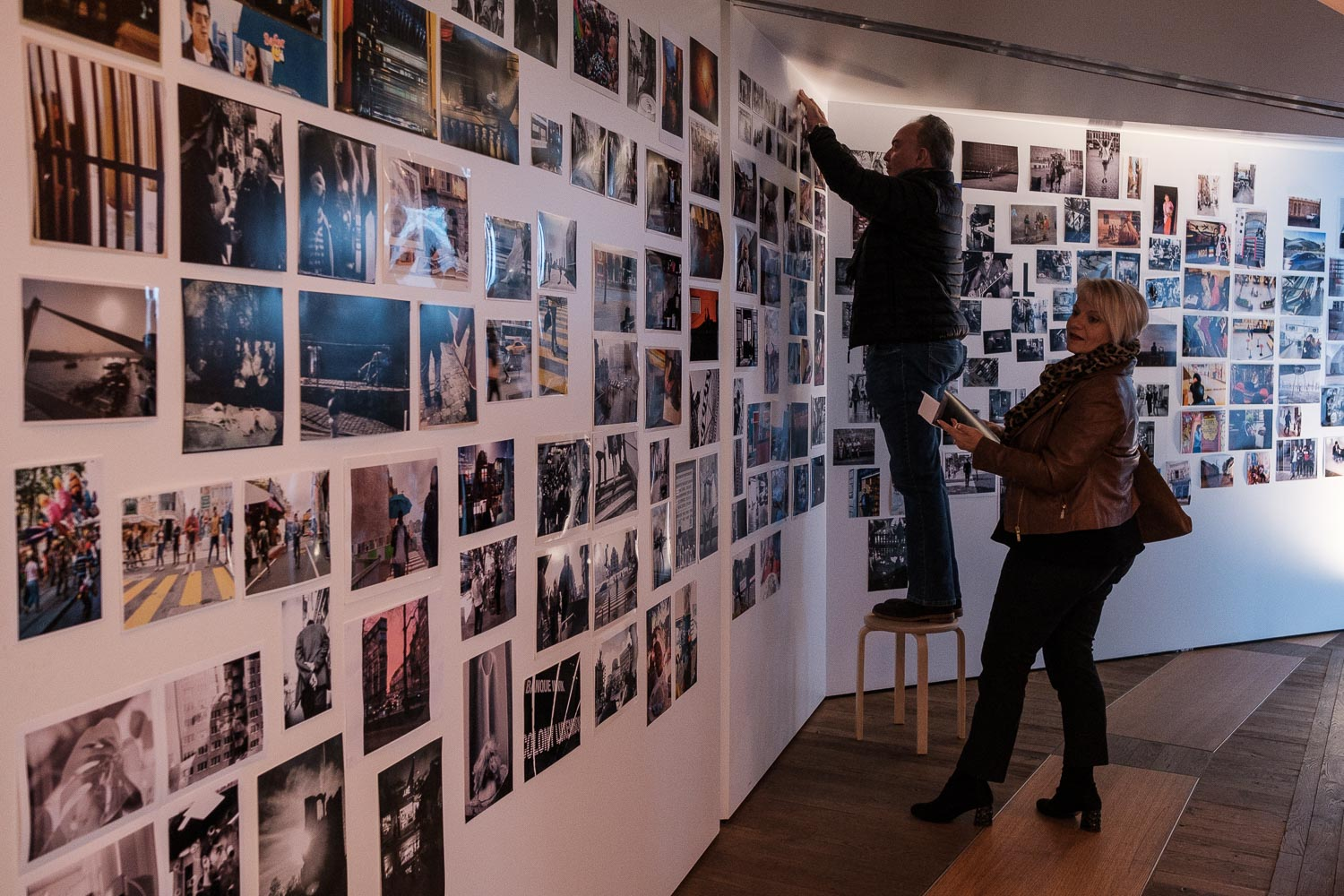 Luxembourg Street Photography Festival 2019 at Rotondes - LSPF 2019 - Open Wall