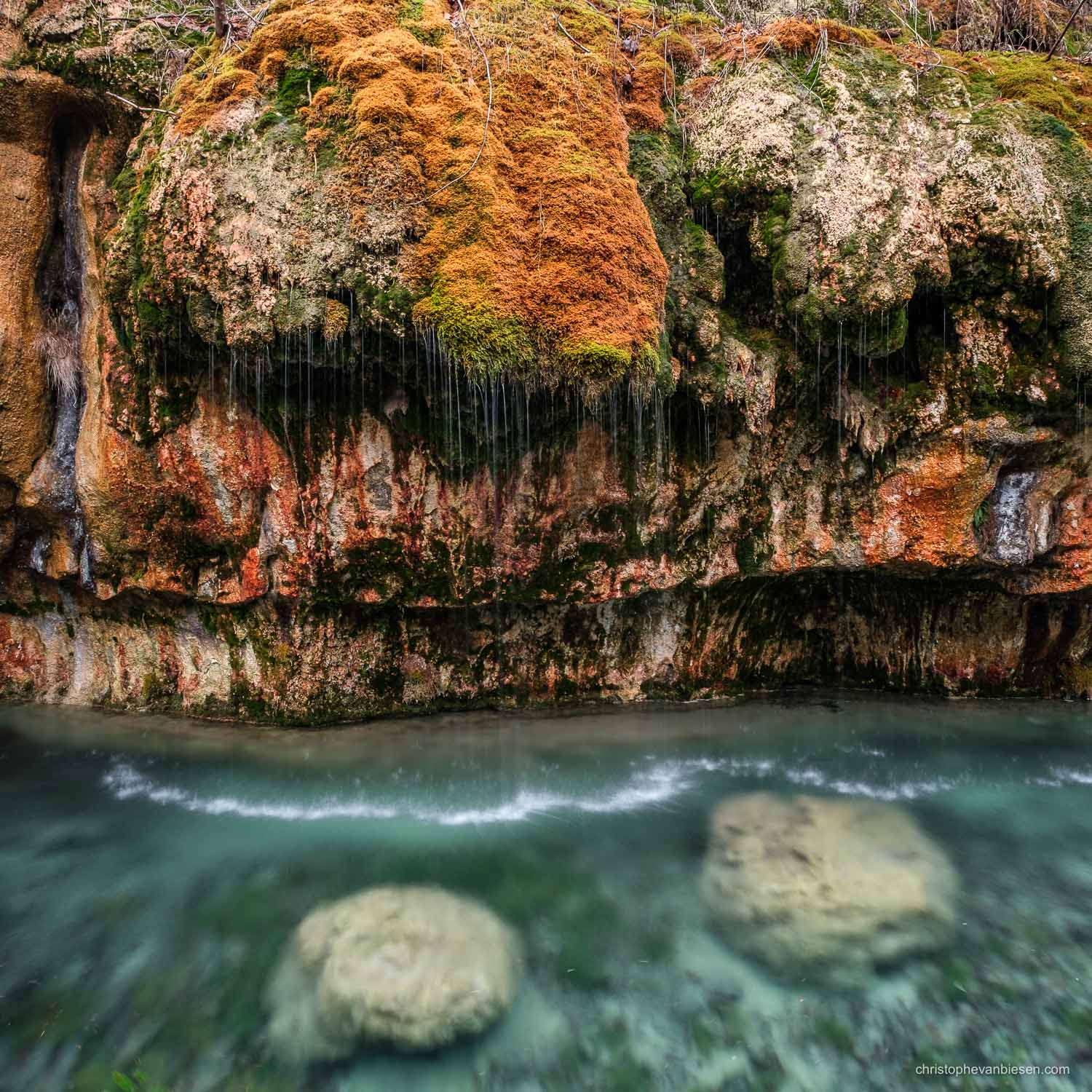 Visit the Mullerthal - Luxembourg - Waterfall in the Mullerthal, Luxembourg's Little Switzerland - Fairy Pool