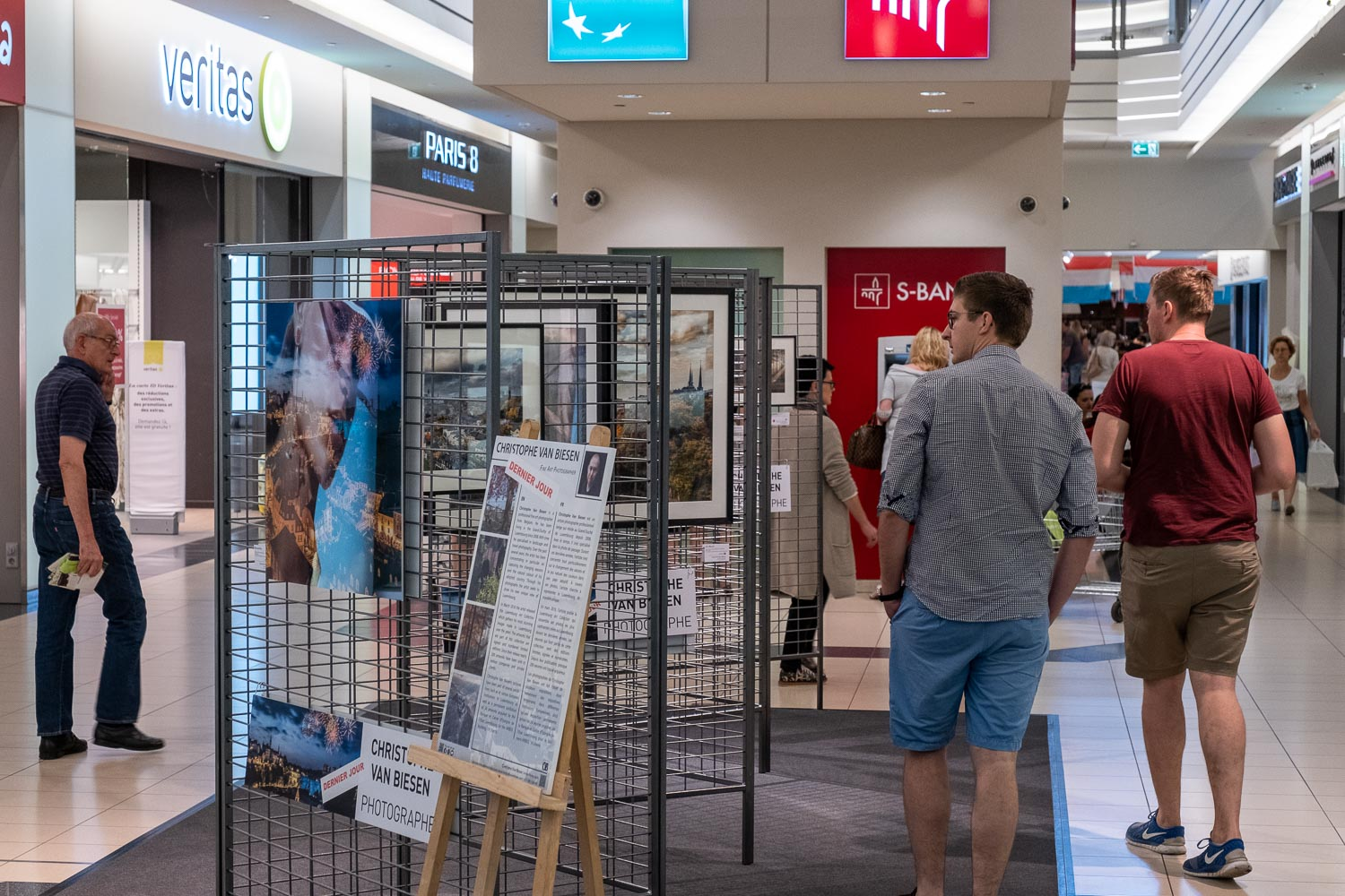 Celebrate Luxembourg - National Day Photography Exhibition - Belle Etoile Shopping Center - Christophe Van Biesen