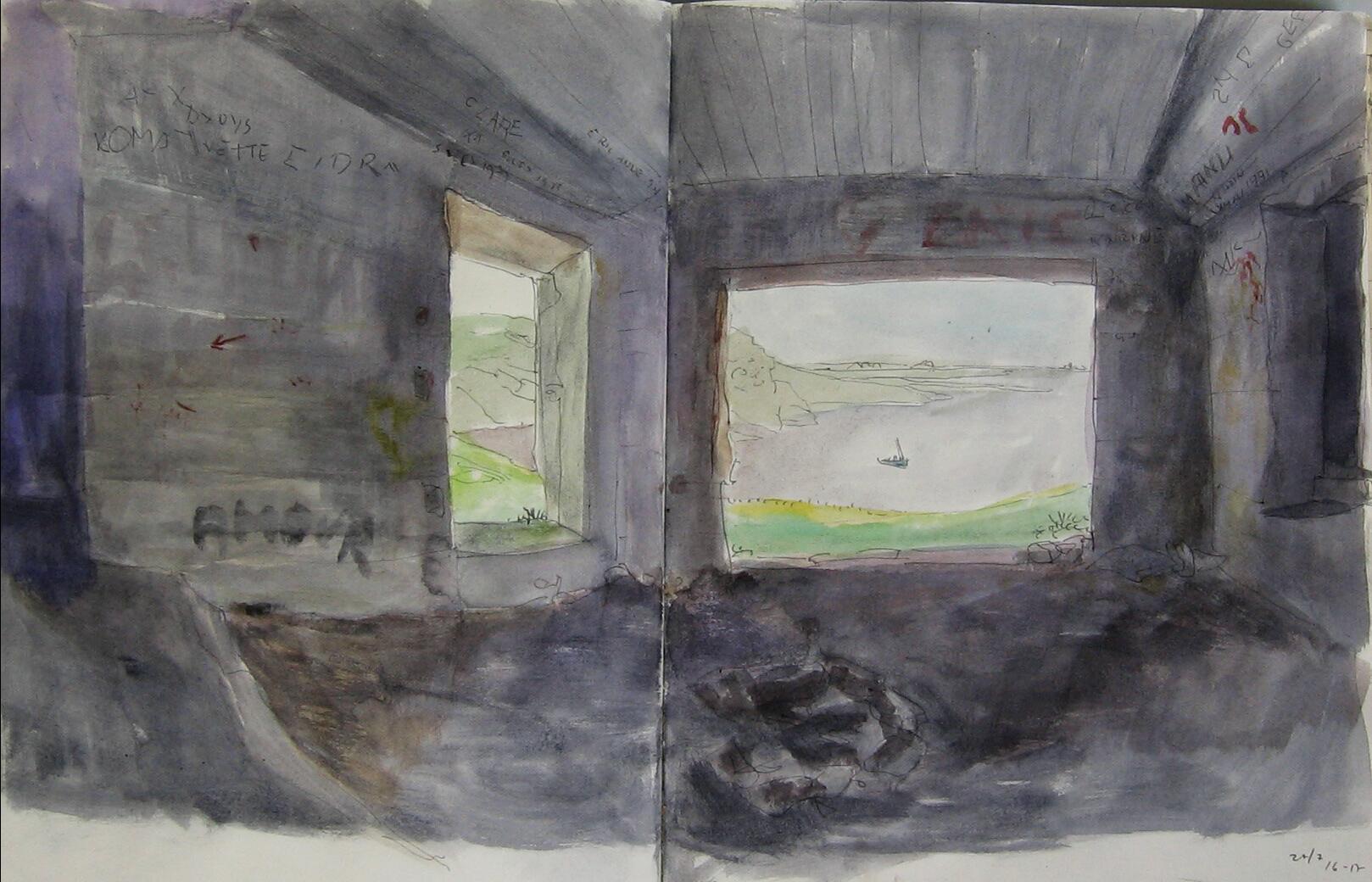Groix, Bunker