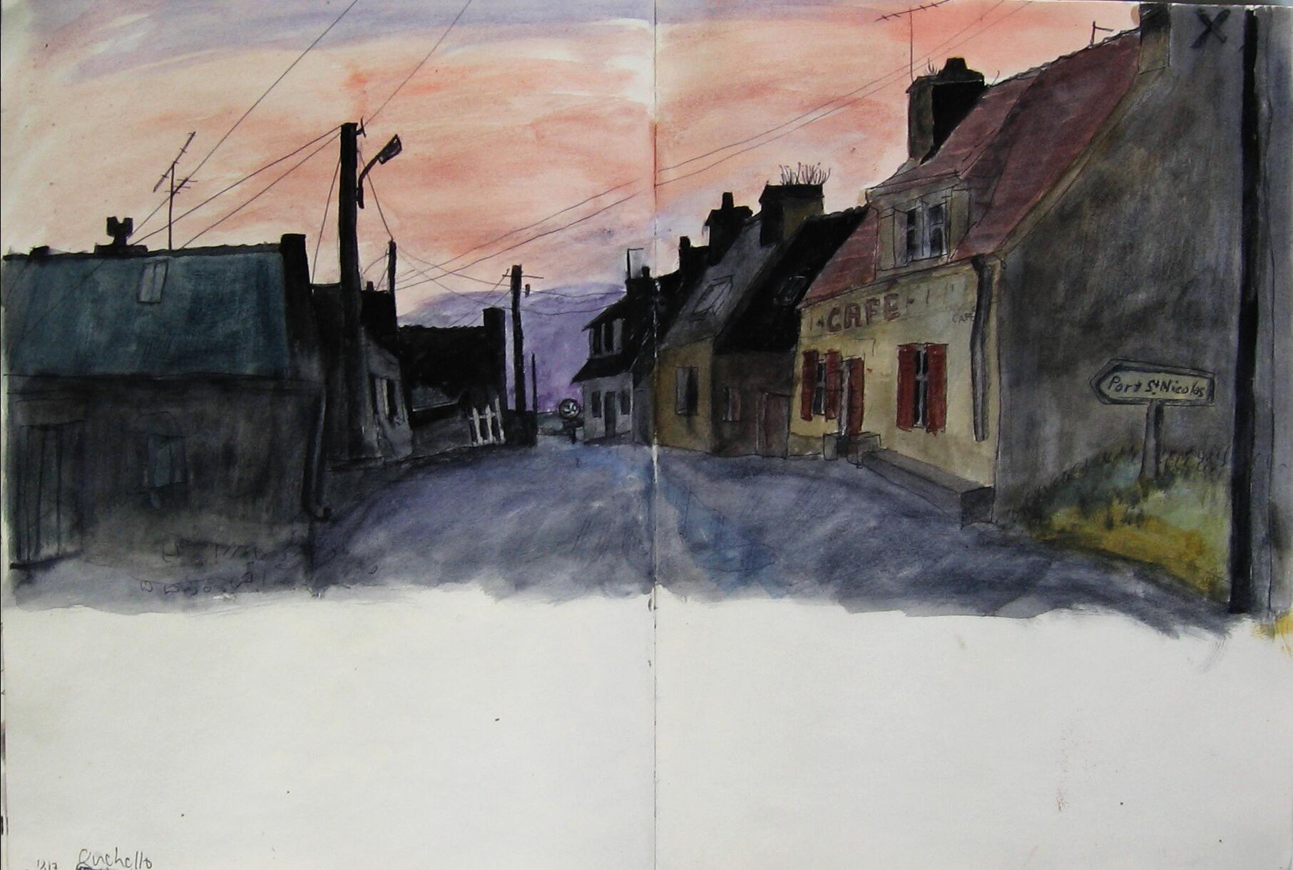 Groix, Quehello 1992