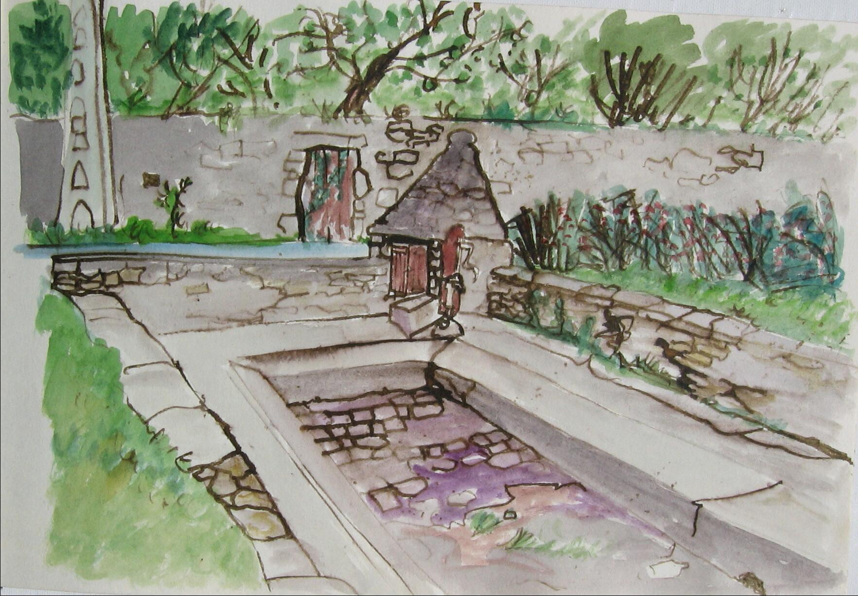 lavoir Le Bourg 2