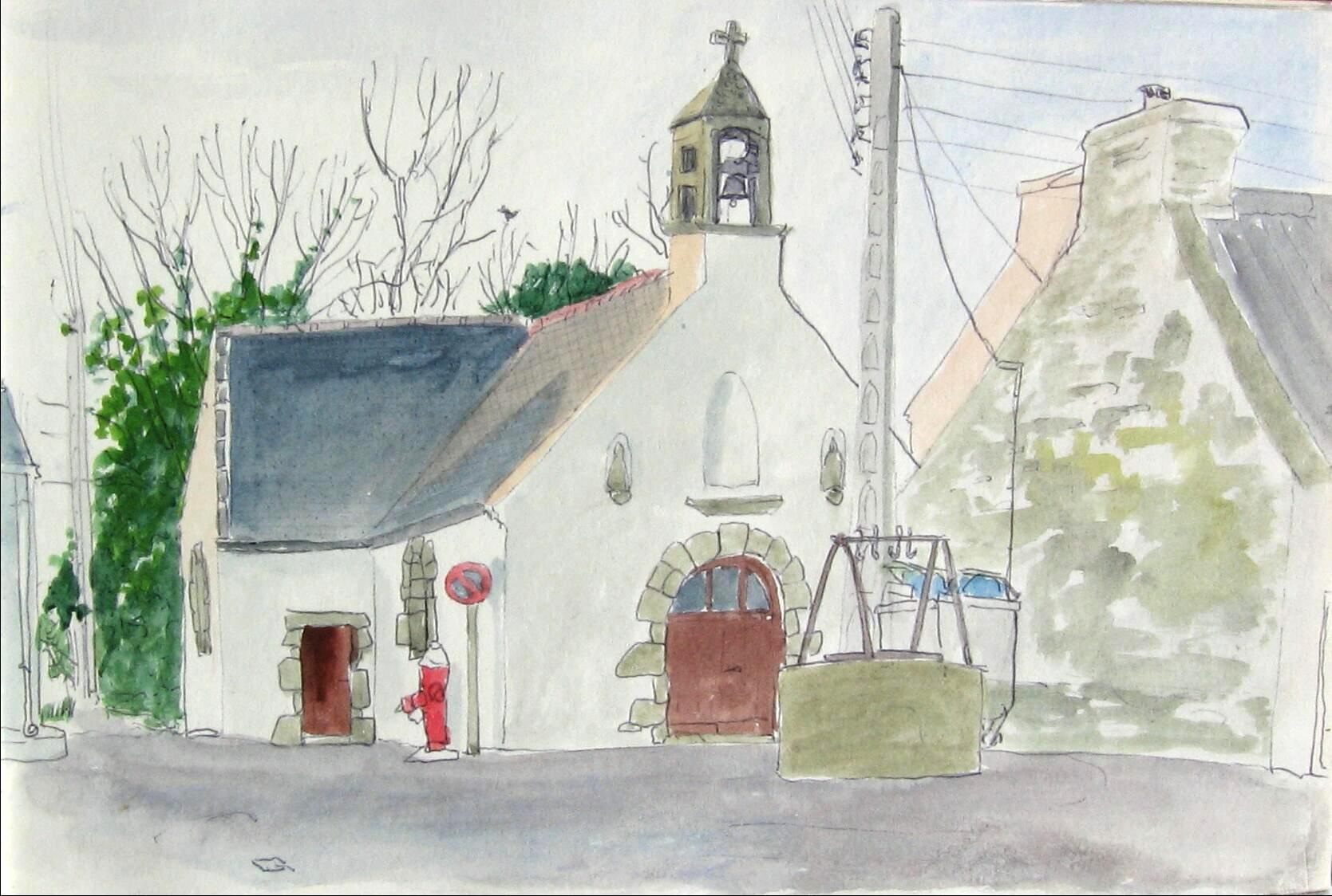LeMéné, l'église