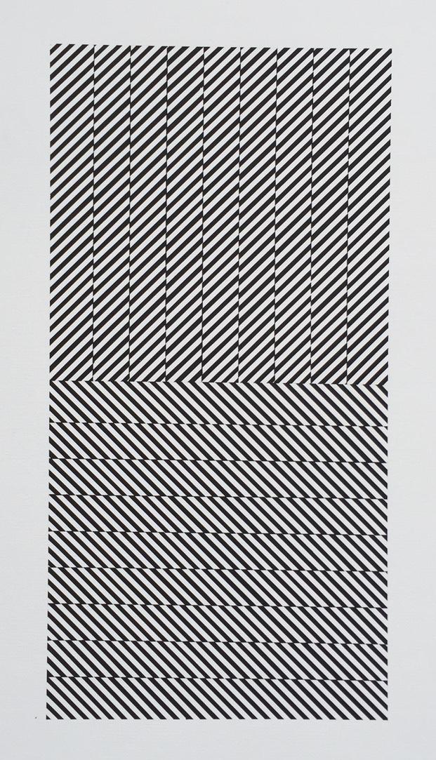 Johnny Abrahams_Untitled16_Acrylic on canvas paper_47.7x61cm_2015.JPG
