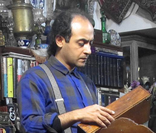 Nasser Bakhshi