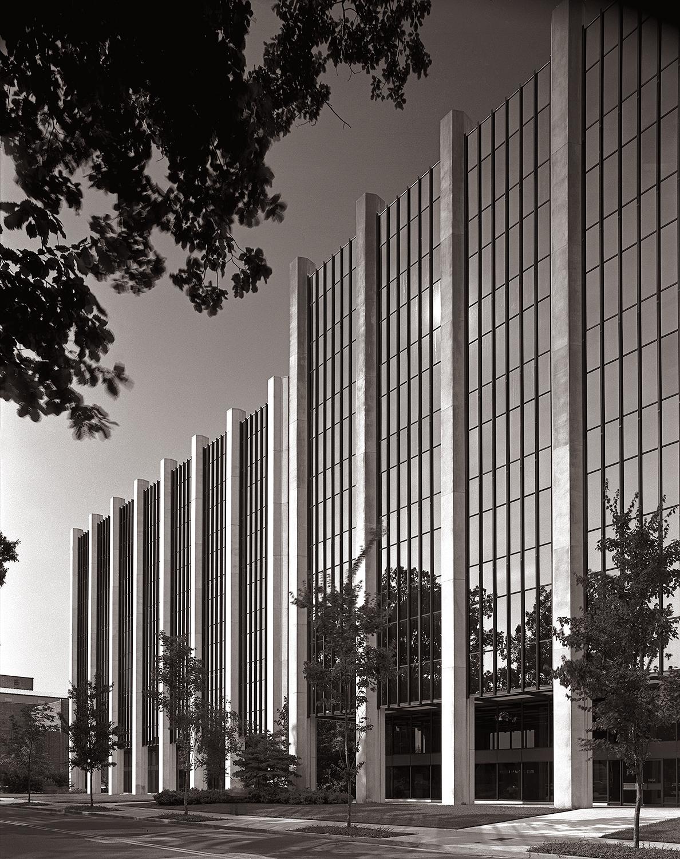 BB&T Corporate Headquarters - Wilson, North CarolinaTwin Towers designed in 1969 & 1984