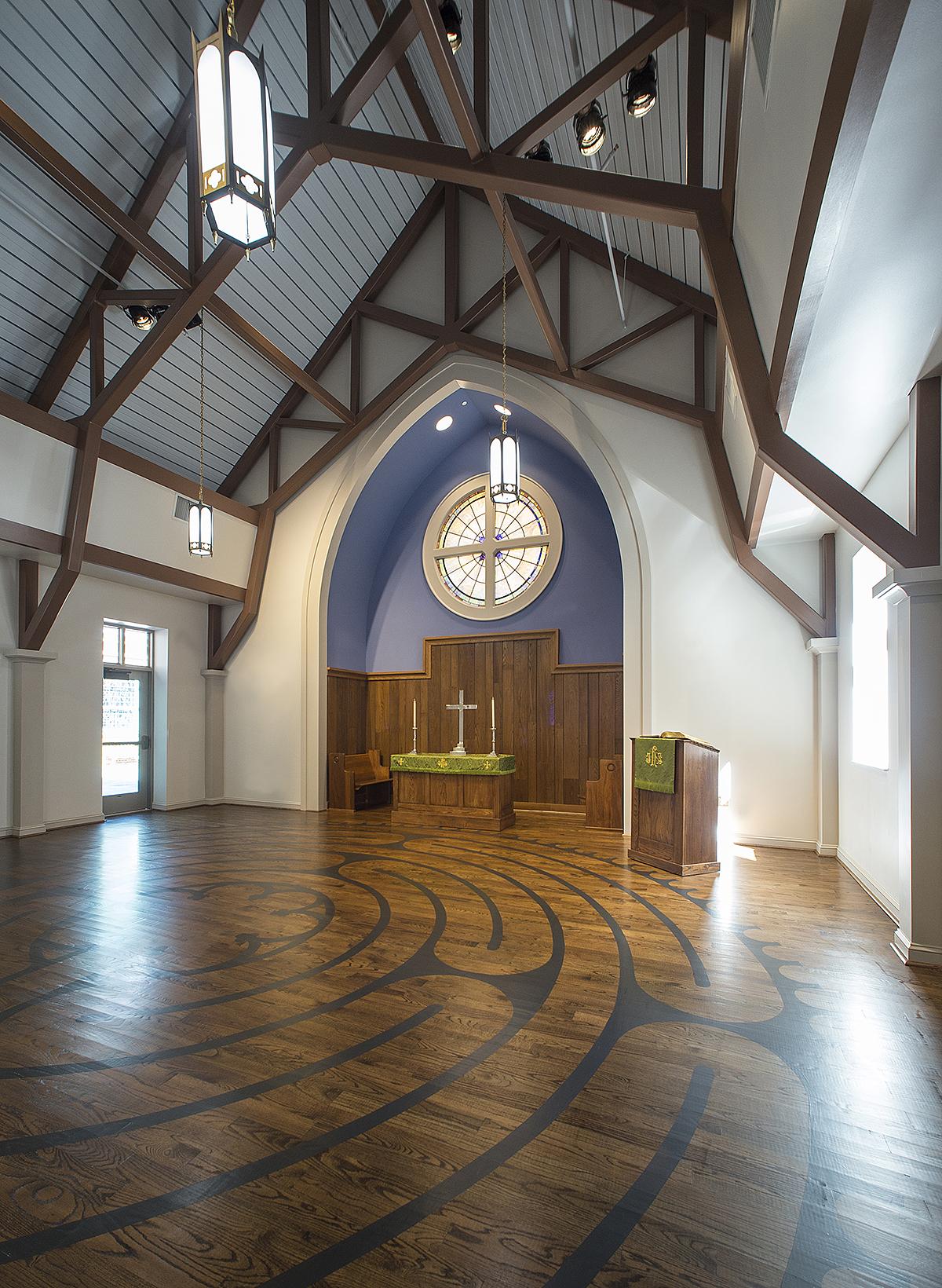 Chapel at Hayes Barton United Methodist Church