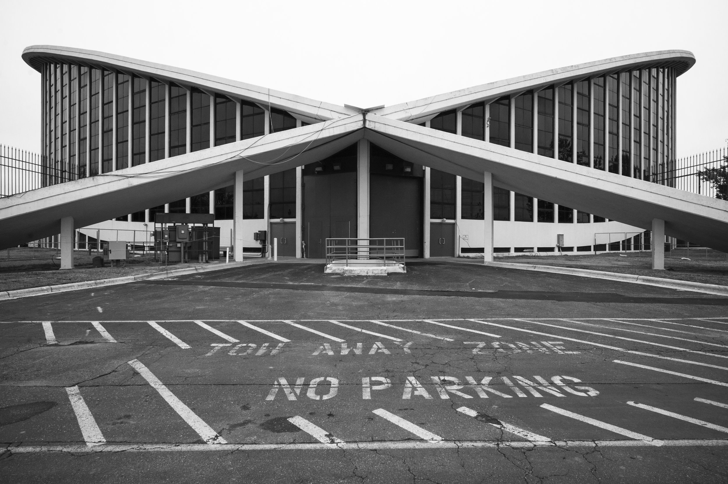 We are fortunate to have a world class mid-century modern structure like Dorton Arena in the Triangle!