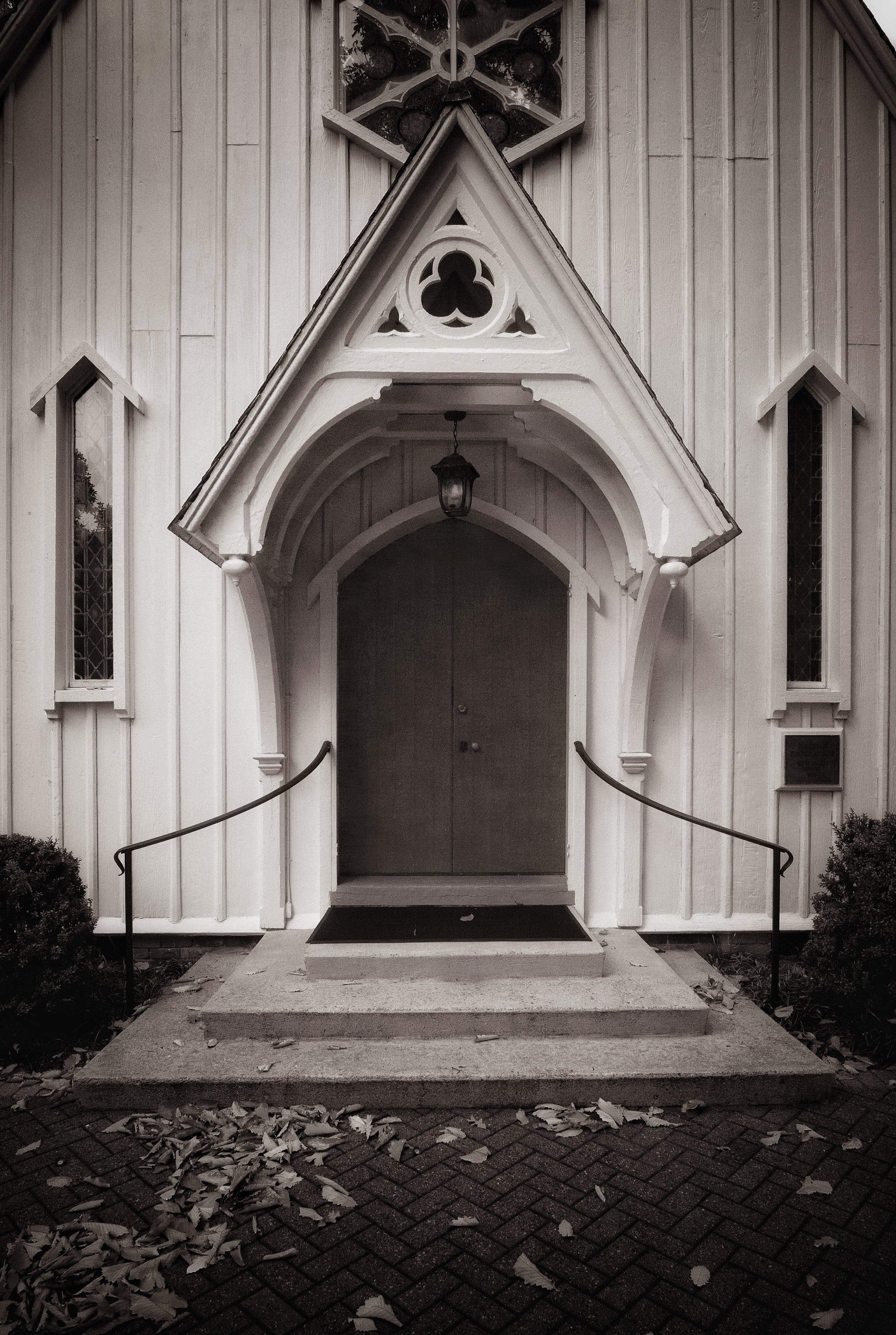 Wonderful carpenter Gothic Design by Richard Upjohn.