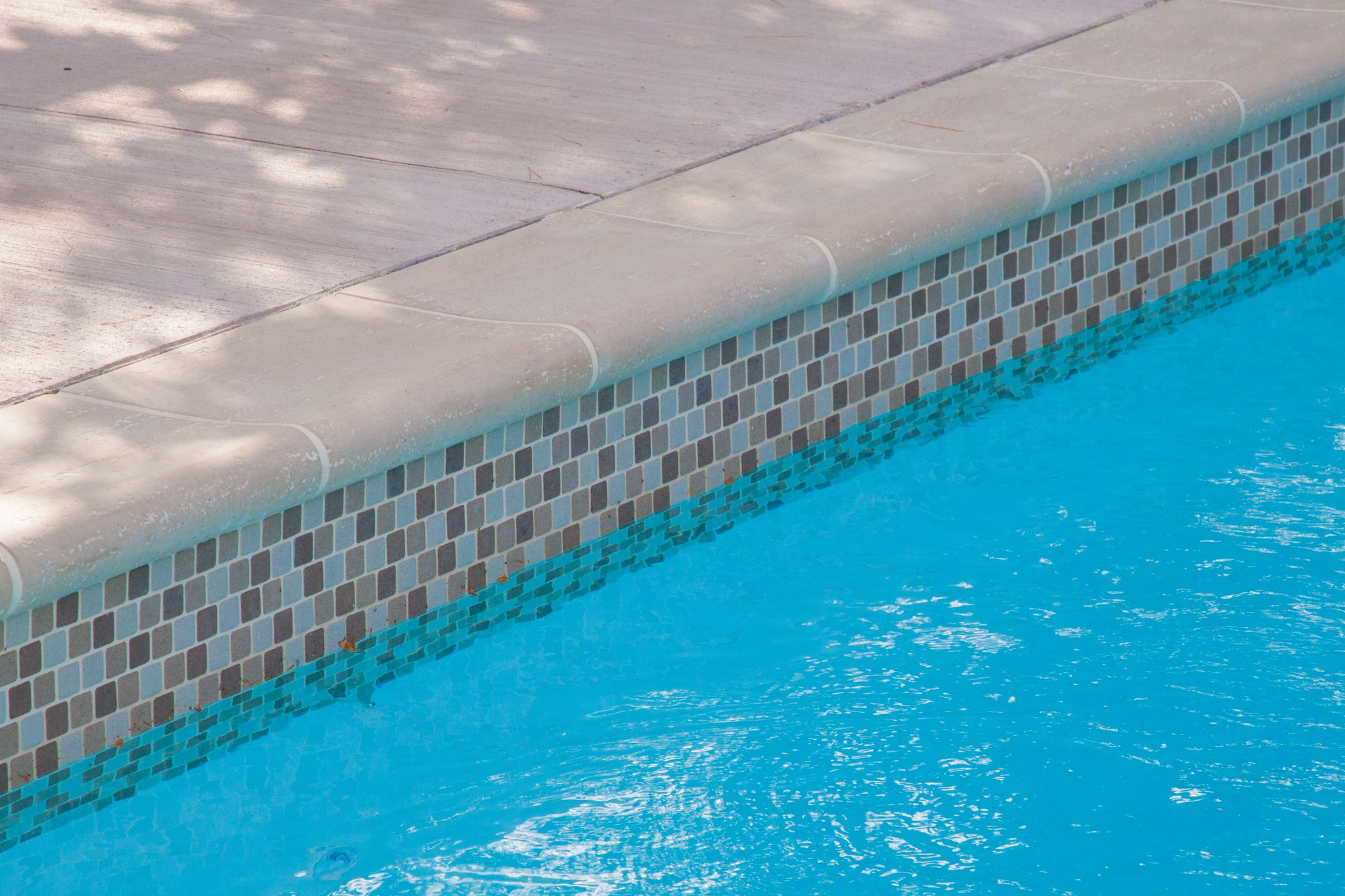 Pool Edging - Coping