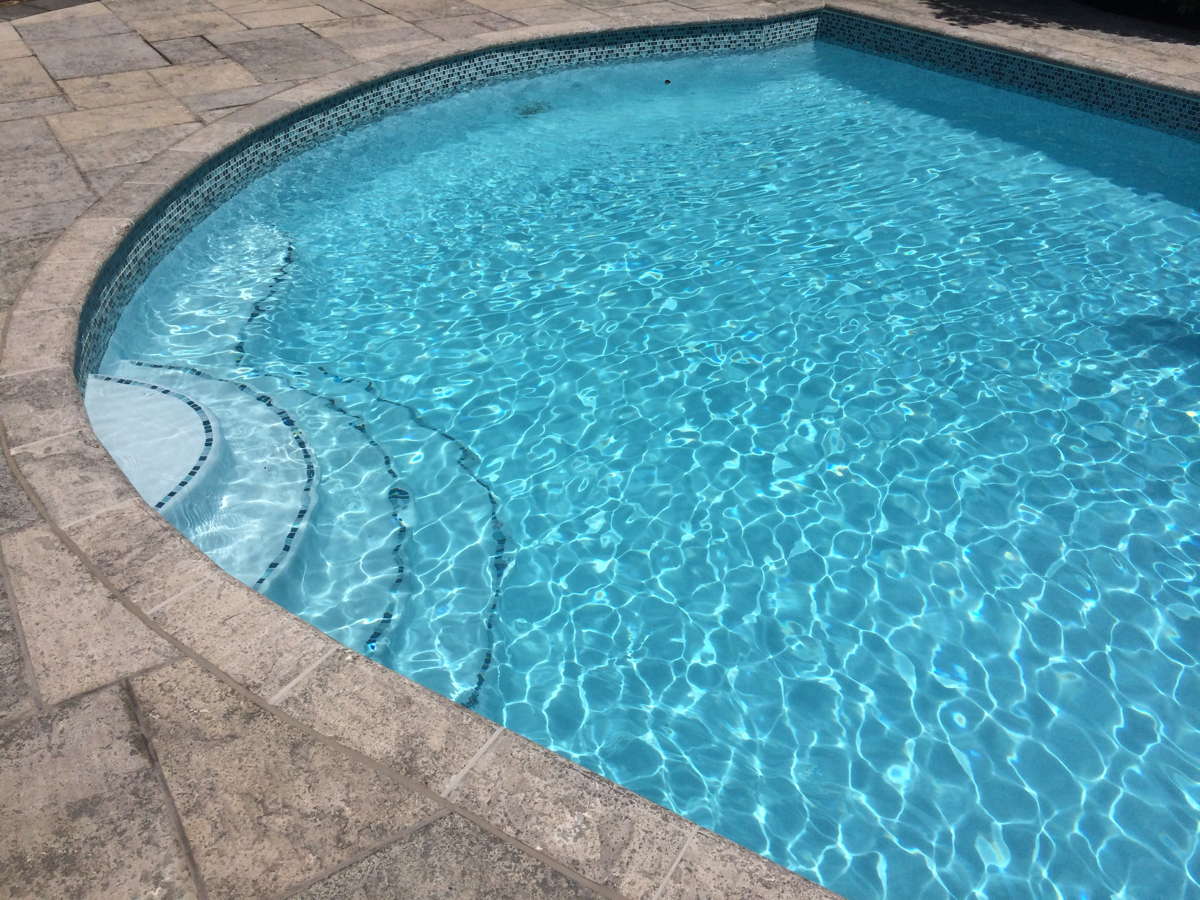 Vinyl Pool Renovation