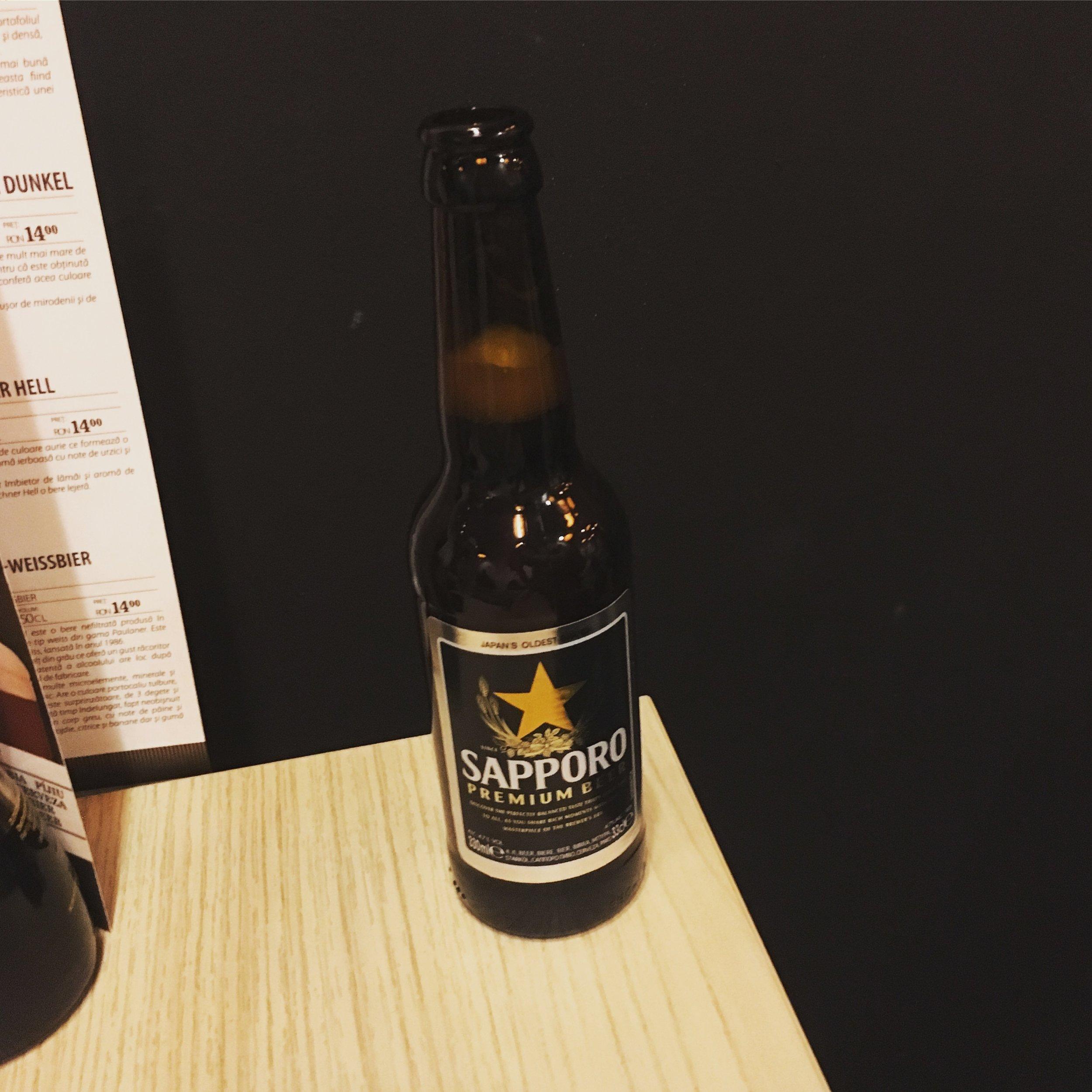 bere japoneză