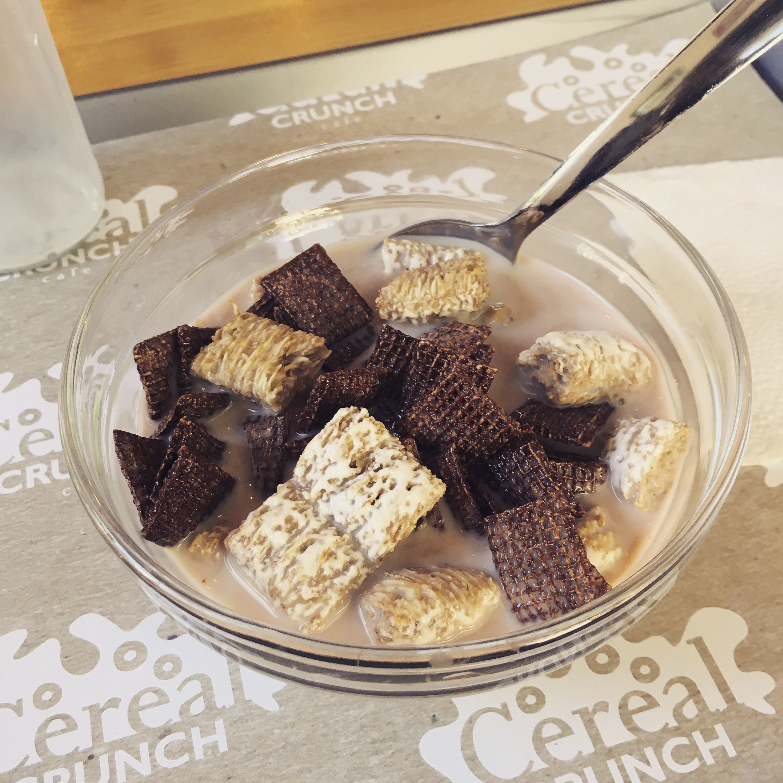 shreddies & frosted wheats after
