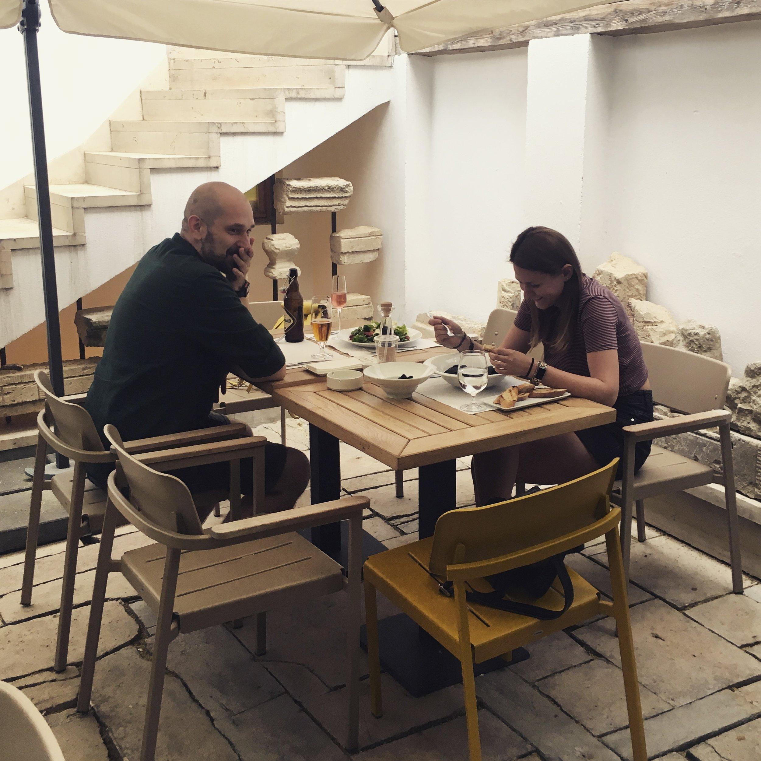 restaurant via cluj