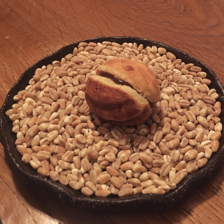 desert nucă