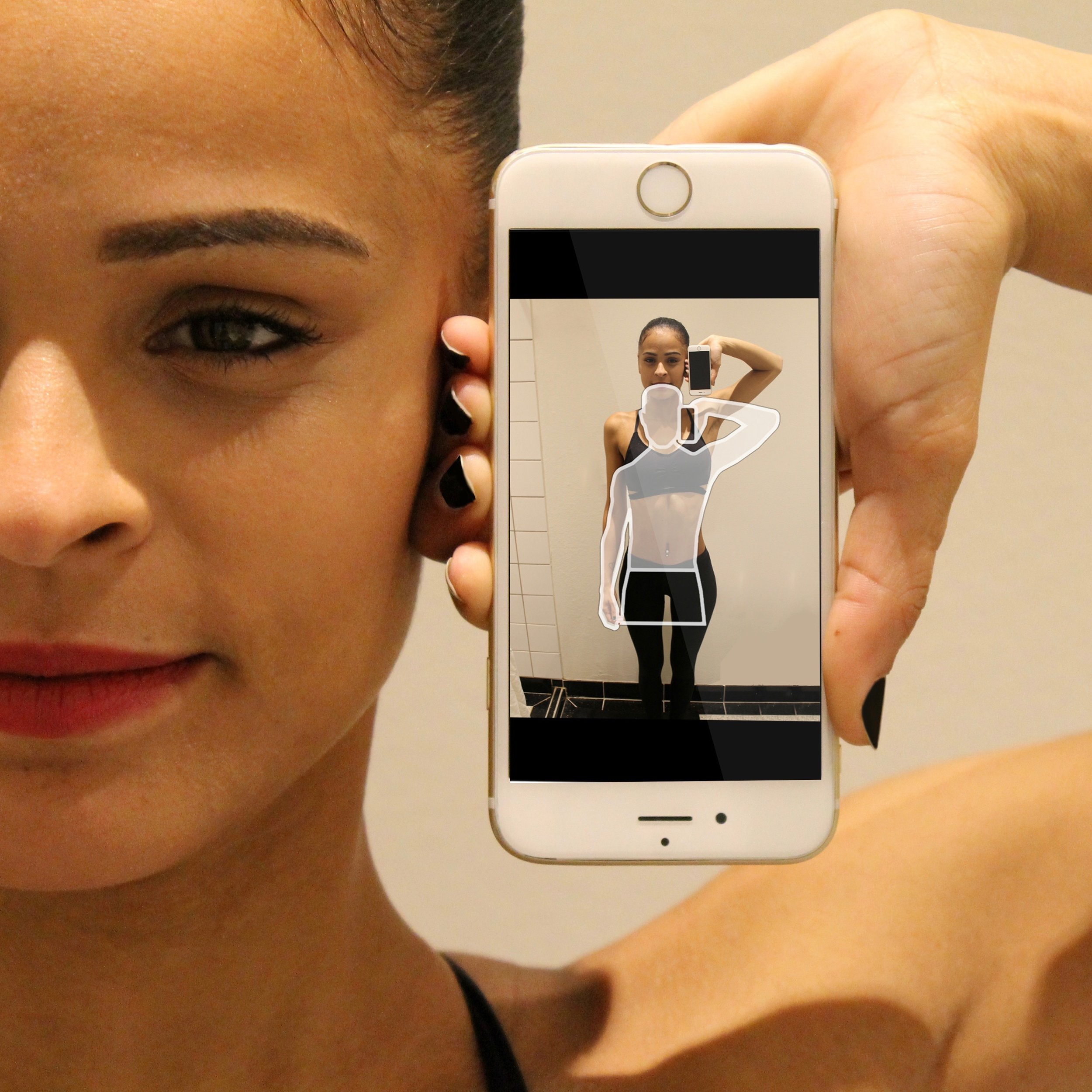 Backed by science - The technology behind BodyBarista is a US patented photogrammetric calibration technology. Thanks to a pixel precise calibration method, the distance, angle, mirror tilt, as well as the intrinsic camera values and the distortion of the normal iPhone lens, the app can give the accurate measurements of the body detected in the picture. According to science, seeing the body's progress is the #1 reason why people keep to their fitness routine. BodyBarista will keep you motivated to continue by showing you the progress you're making in inches and cm.