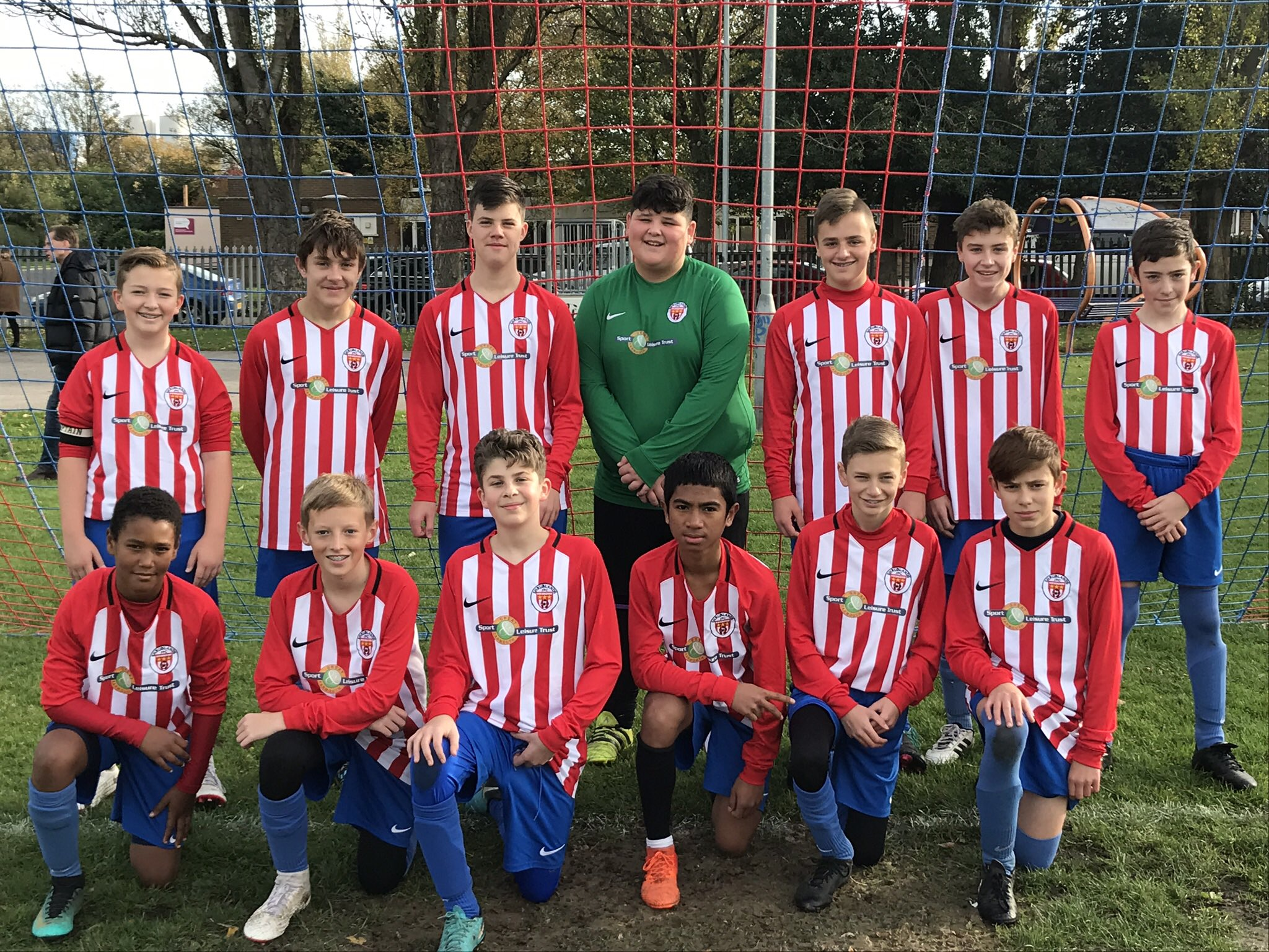 Shrublands Football Club sponsored by Great Yarmouth Sport and Leisure Trust.jpeg