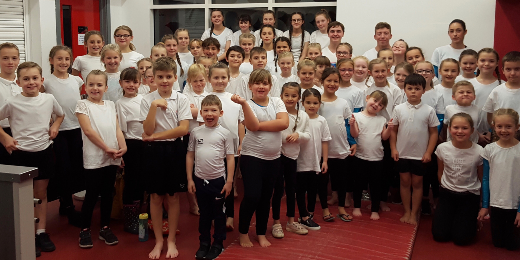 East Norfolk Gymnastics Group