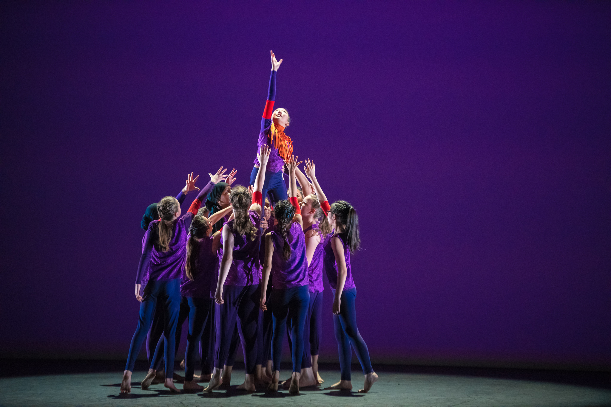 Image of English National Ballet Dance Journeys - dance photography, fotografia de escena, fotografo de danza, dance photographer, stage photography