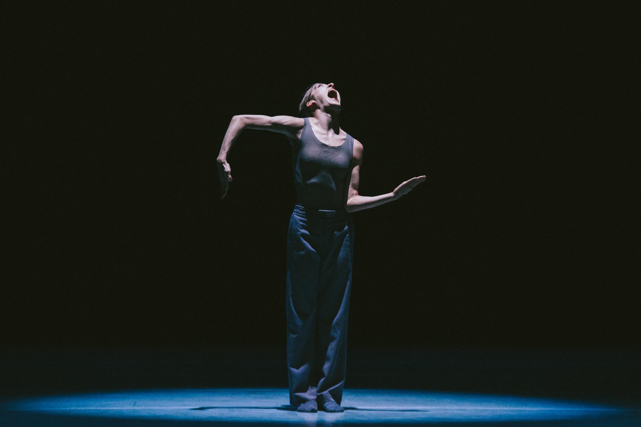 Image of NDT2 Wir sagen uns Dunkles dance photography, fotografia de escena, fotografo de danza, dance photographer, stage photographyby Marco Goecke