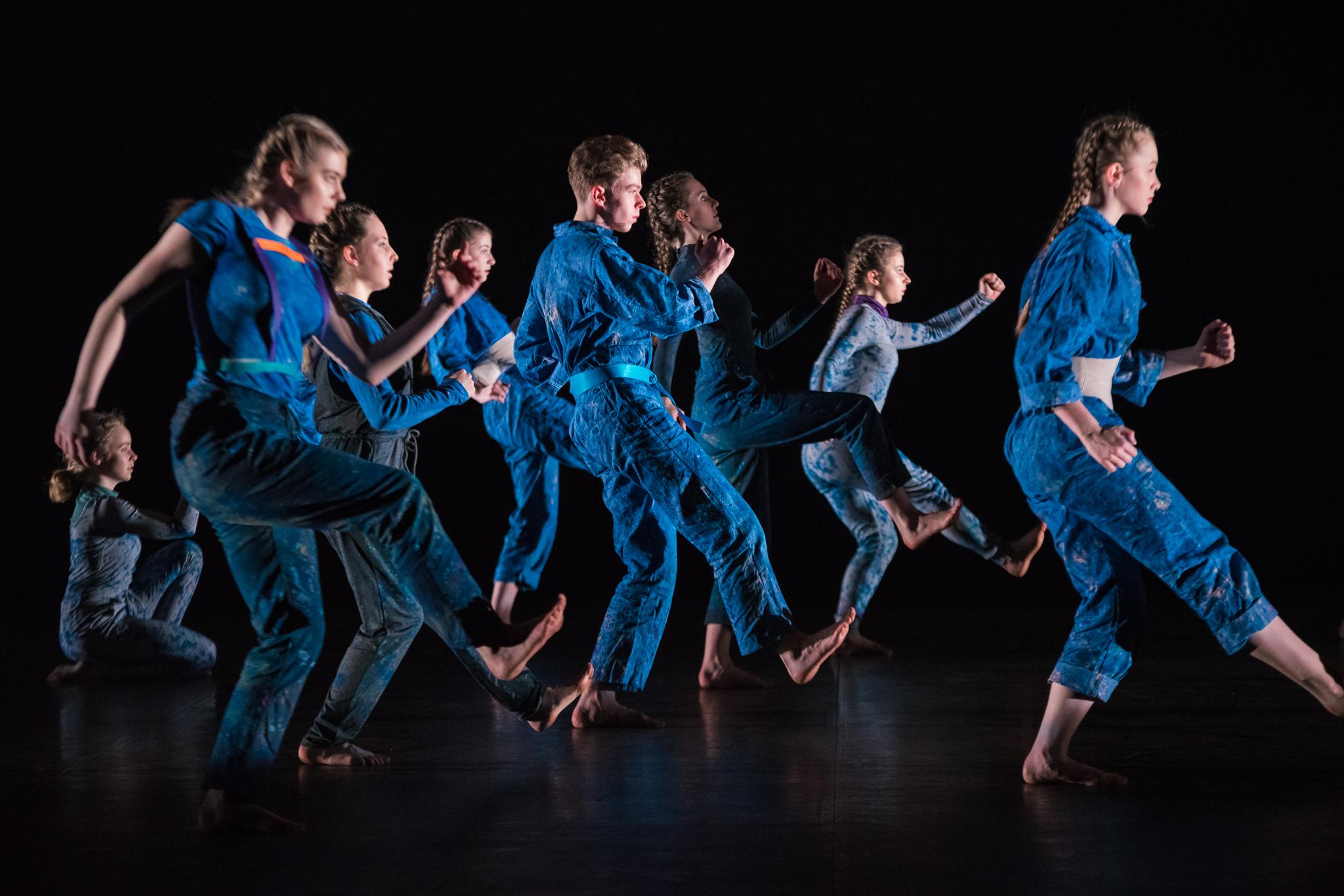 English National Ballet - Dance Journeys 2017 -