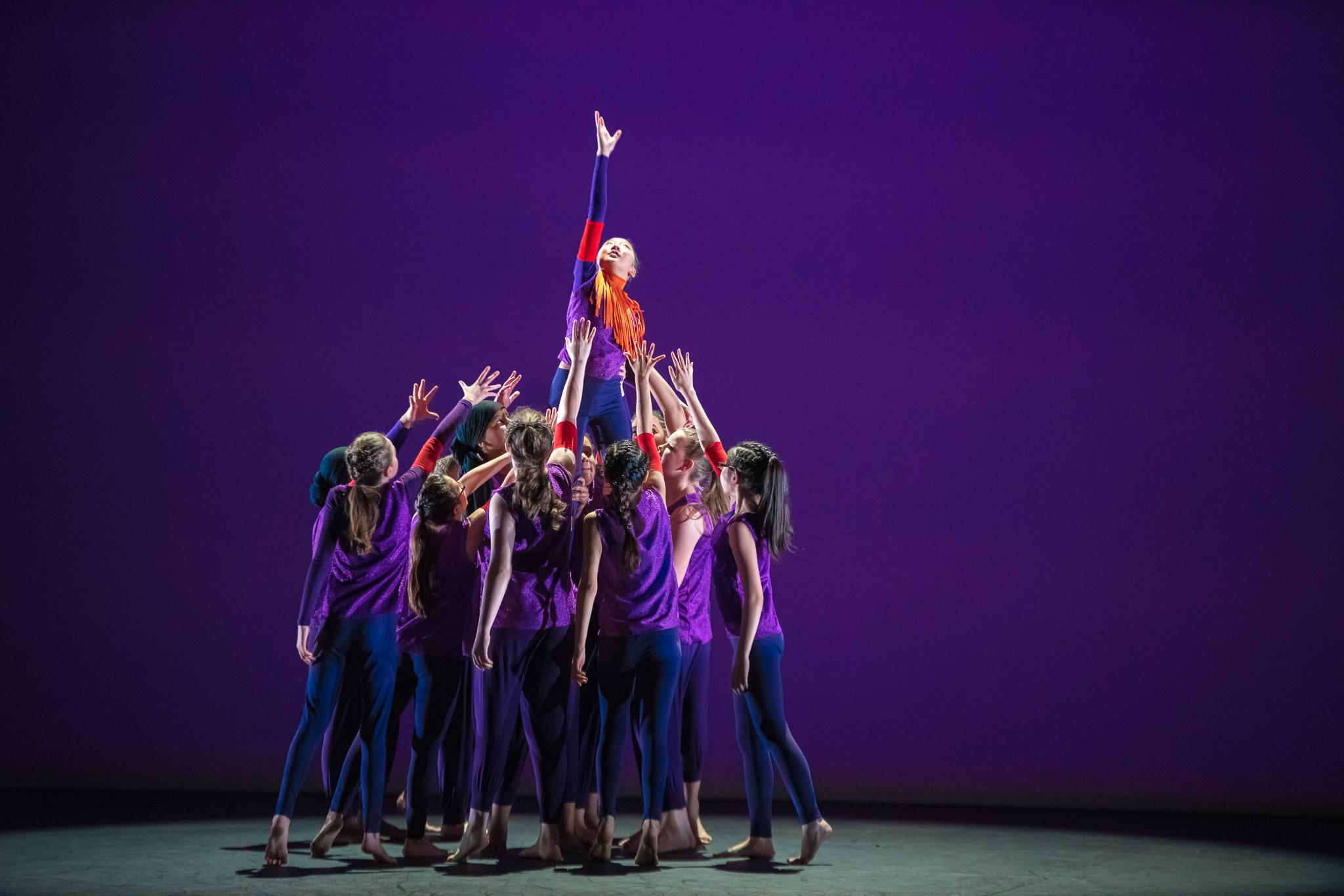 English National Ballet - Dance Journeys 2018 -