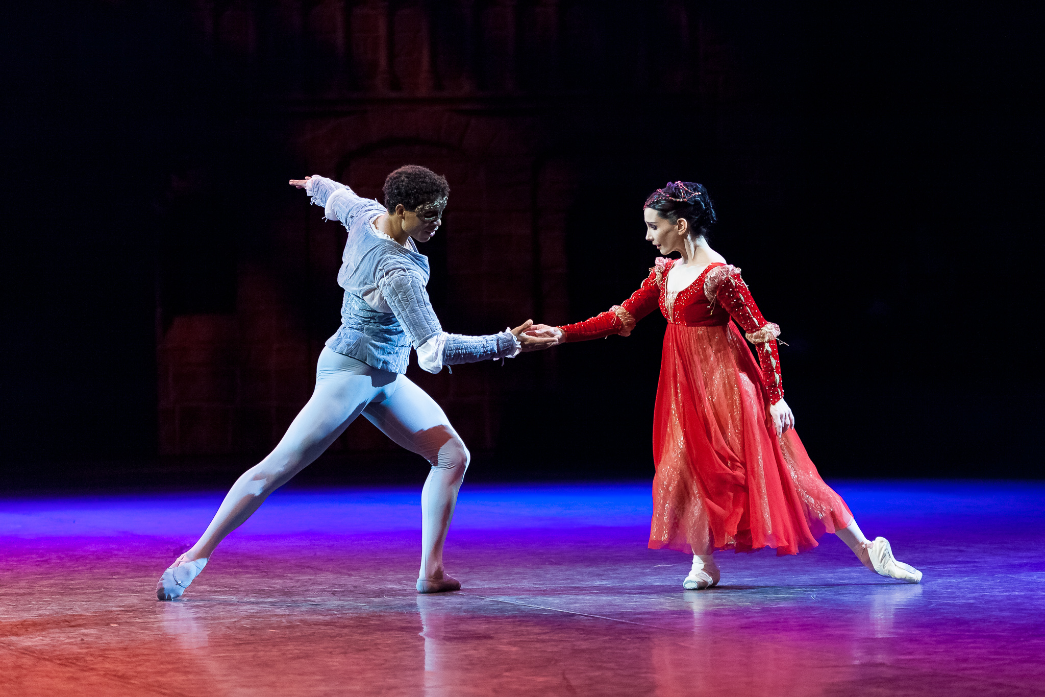 English National Ballet - Romeo and Juliet -
