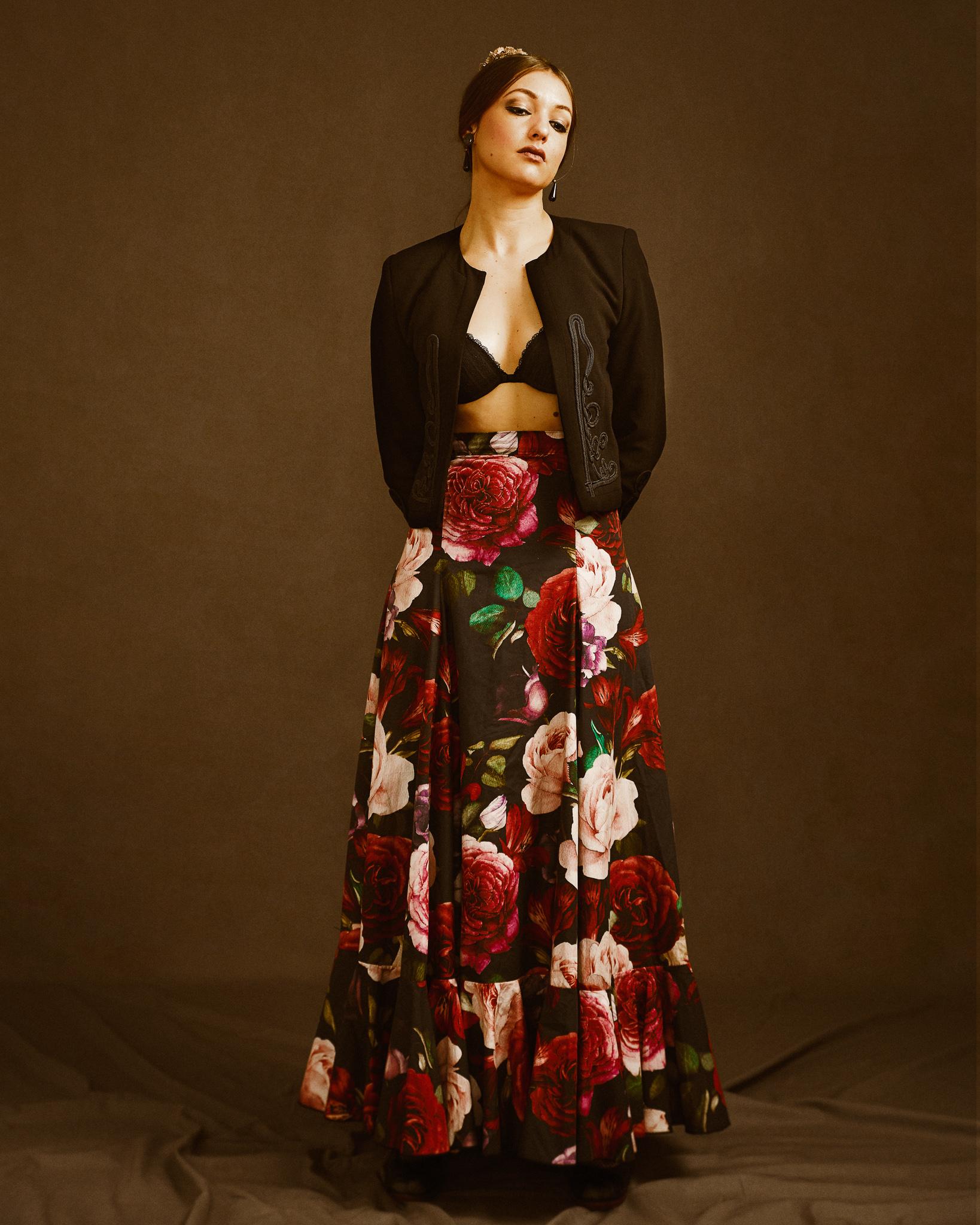 Magdalena  fashion photography / editorial de moda y danza