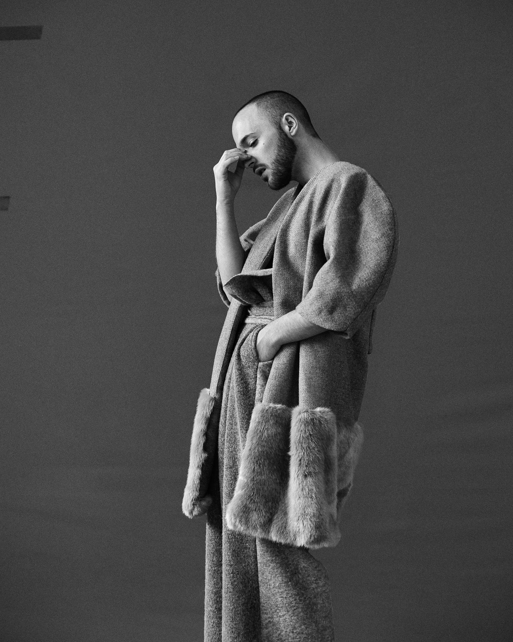 Una constante soledad acompañada  fashion photography / editorial de moda y danza