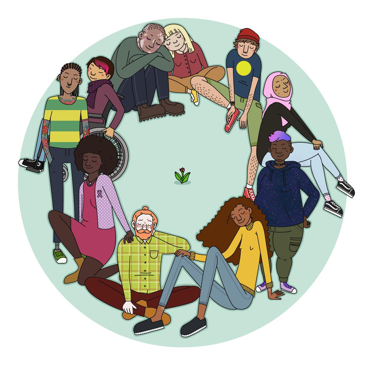 IN TRULY DIVERSE LYFTA, DIVERSITY IS NOT A GOAL - theme: diversity