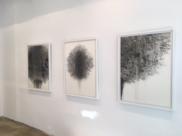 Installation view, Giulia Dall'Olio, Suspension