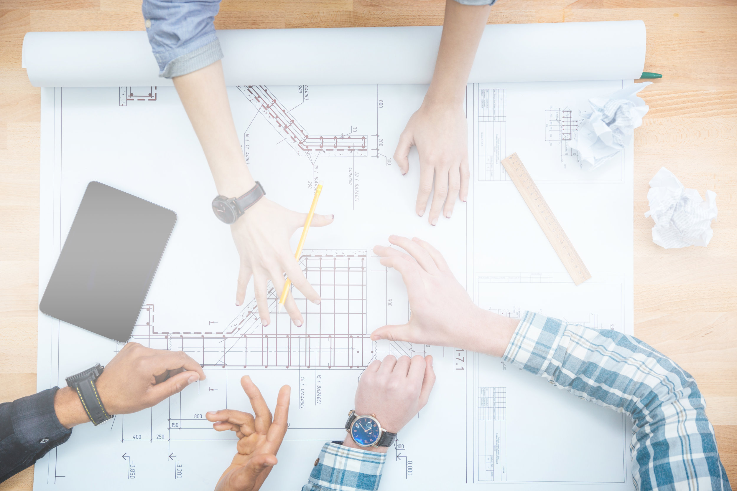 WHAT ARE YOU BUILDING? - Let me help you...