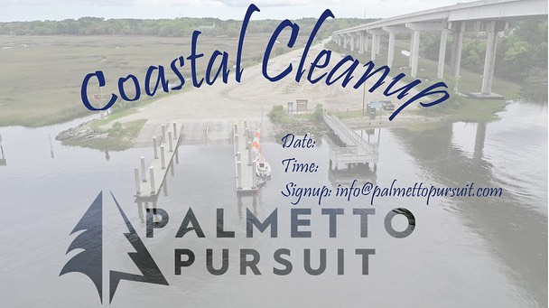 Our first Coastal Cleanup effort went very well! If you are in the Charleston area and interested in donating a Saturday morning for the next one, let us know! Date is TBD ——————————————————————————— #getupgetafterit #palmettopursuit #hunt #hunter #hunting #deerhunting #whitetail #deer #buck #gun #bow #bowhunting #outdoors #country #fish #fishing #publicland #saltlife #deerseason2019 #archery #scdeerhunting #scdeer #redfish #conservation #charleston #charlestonfishing