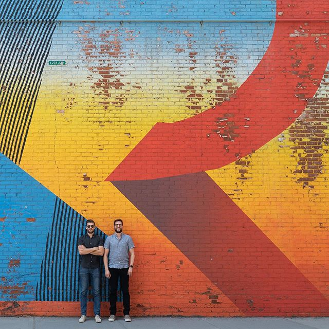 If you take a picture in front of a mural and you don't post it, did you really even take a picture?