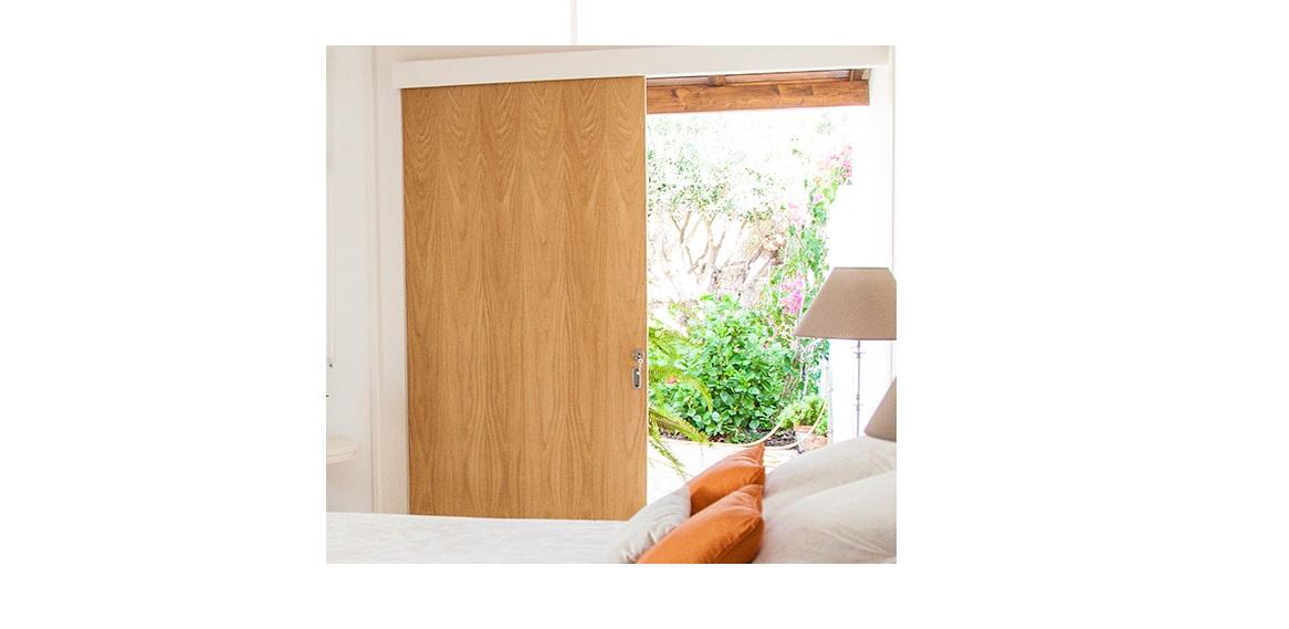wide sliding doorways