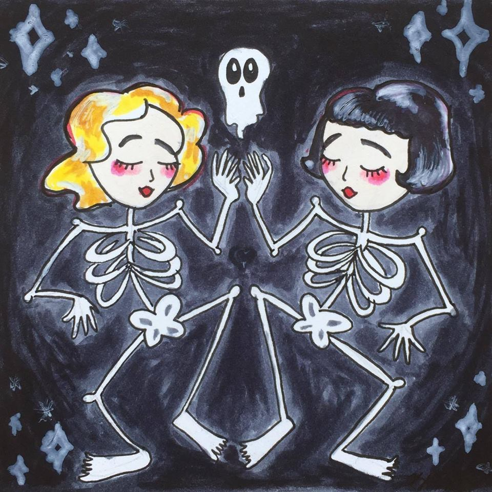 Ghoul Gals - Just two gals talking about ghosts, creeps, monsters, and legends.Available for listening on: Soundcloud, Apple Podcasts, iTunes, and Google Play!