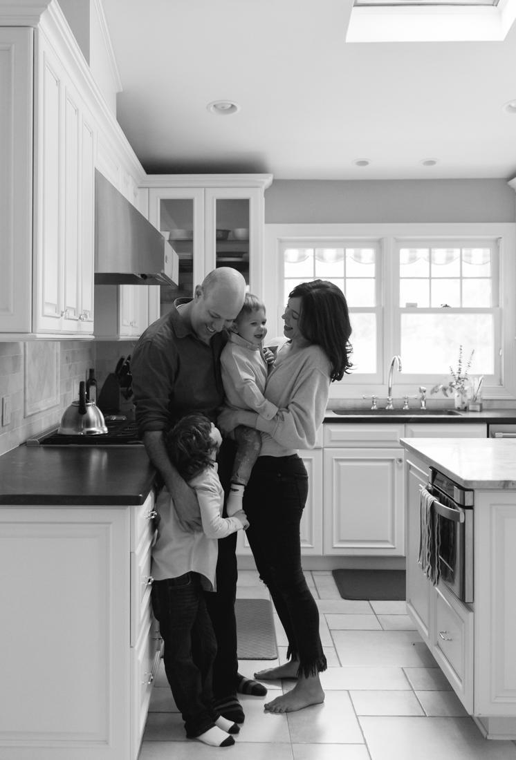 In home family session in the kitchen New York Family Photographer Helene Stype 0419-2.jpg