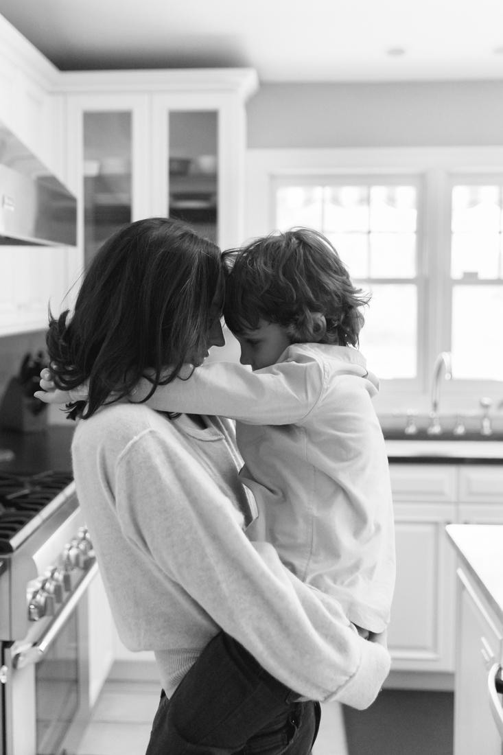 In home family session in the kitchen mother and son New York Family Photographer Helene Stype 0419-17.jpg