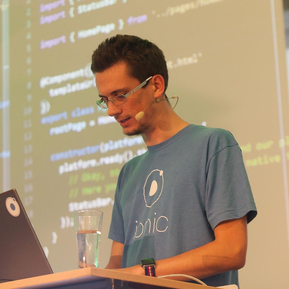 Aaron CzichonSoftware Development LeadConclurer GmbH -