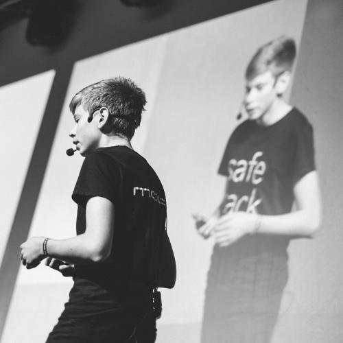 SANDER TAMMER - Founder of Safe Sack and owlstudiogames