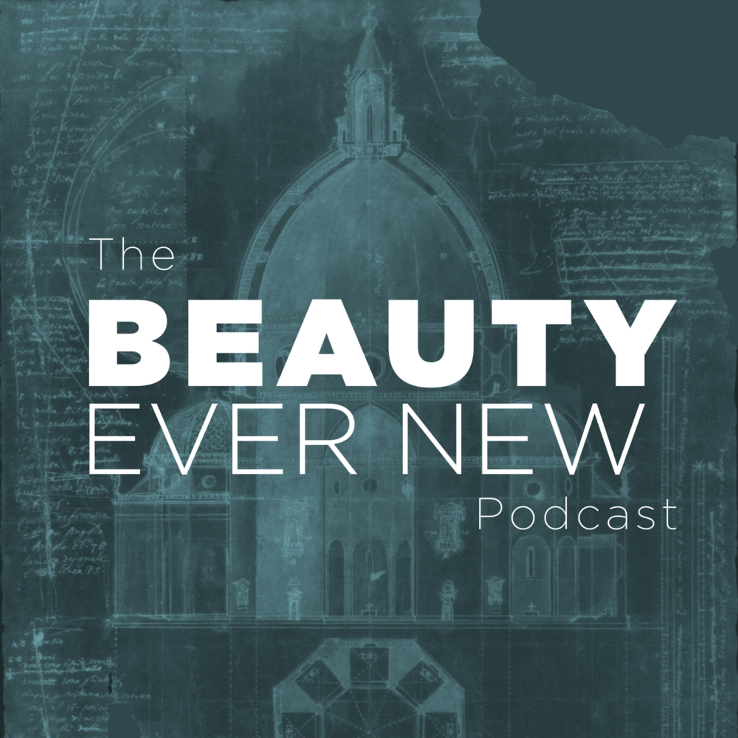 Beauty Ever New Podcast Interview, Episode 9: 'Restoring the Sacred' –  4/26/19